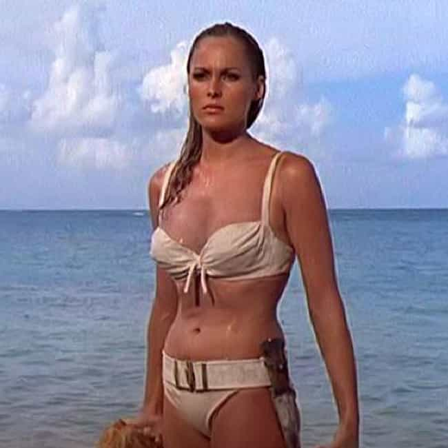 Honeychile Rider is listed (or ranked) 4 on the list The Most Attractive Bond Girls, Ranked