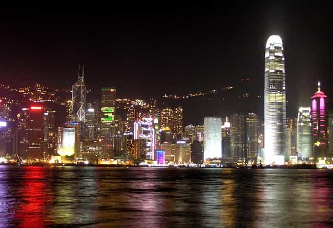 Hong Kong is listed (or ranked) 4 on the list The Most Beautiful Cities in Asia