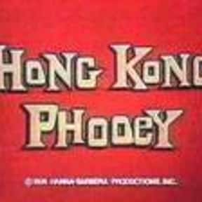 Hong Kong Phooey is listed (or ranked) 9 on the list The Best 1970s Animated Series