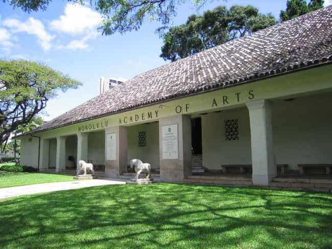 Honolulu Museum of Art ... is listed (or ranked) 2 on the list List of Famous Honolulu Buildings & Structures