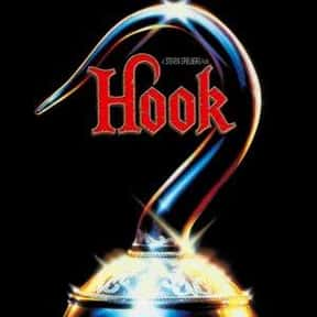 Hook is listed (or ranked) 8 on the list The Greatest Guilty Pleasure Family Movies