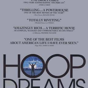 Hoop Dreams is listed (or ranked) 23 on the list The 100+ Best Movies Streaming On The Criterion Channel