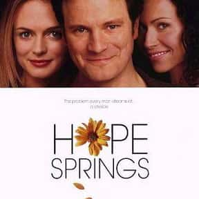 Hope Springs is listed (or ranked) 11 on the list The Best Movies About Vermont