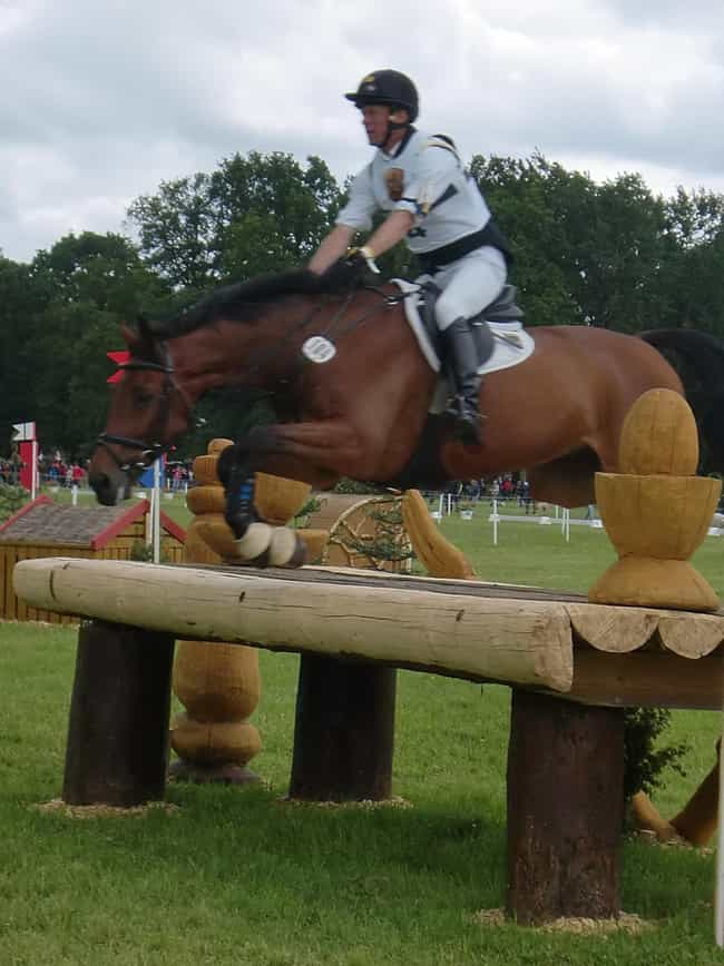 Peter Thomsen is listed (or ranked) 1 on the list Famous Male Equestrians