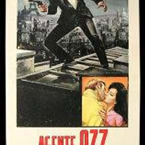 Agent 077: Mission Bloody Mary is listed (or ranked) 14 on the list Films Scored By Ennio Morricone
