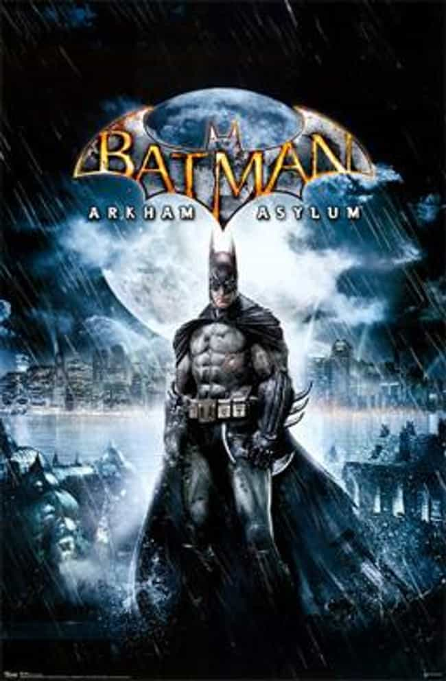 Batman: Arkham Asylum is listed (or ranked) 3 on the list The Best Cross-Platform Games