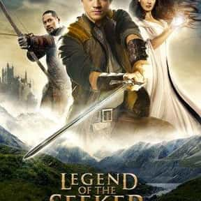 Legend of the Seeker is listed (or ranked) 15 on the list The Best Fantasy TV Shows