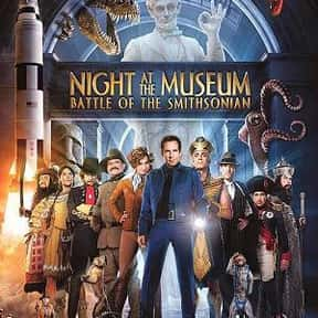 Night at the Museum: Battle of is listed (or ranked) 22 on the list The Best Jonah Hill Movies