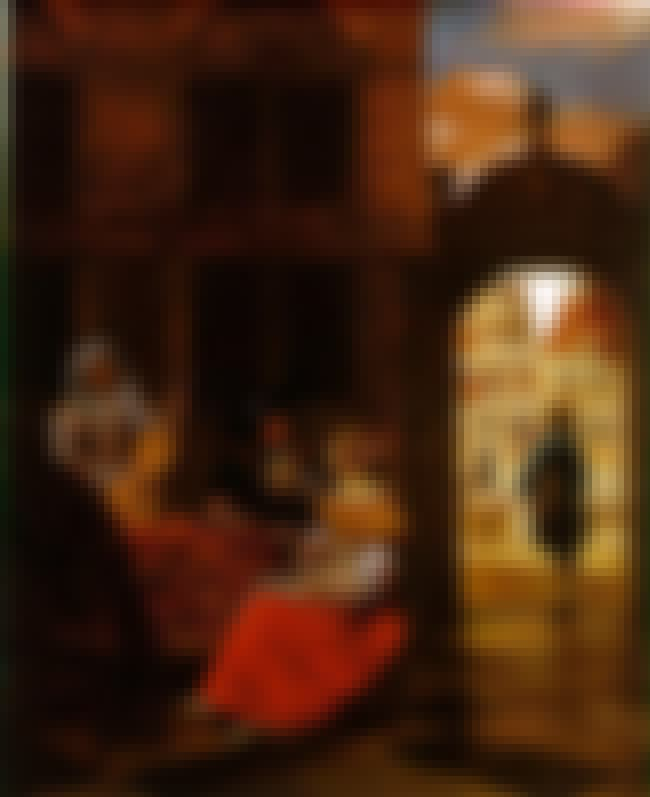 Musical Party in a Courtyard is listed (or ranked) 3 on the list Famous Genre Paintings by Pieter De Hooch