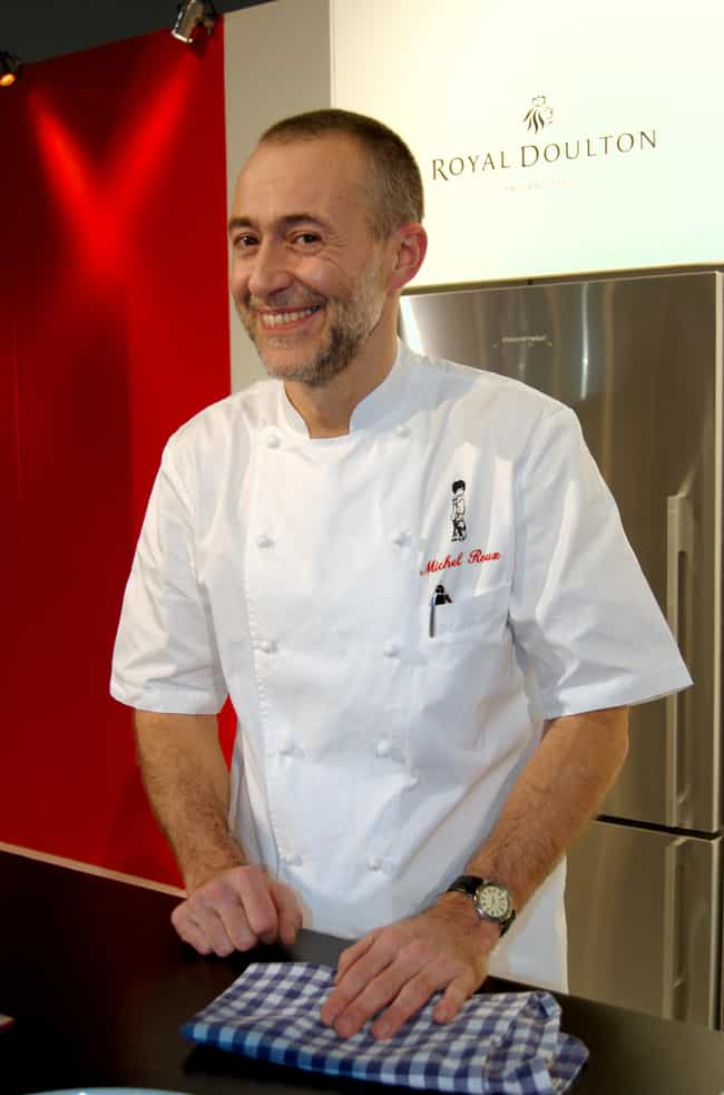 Michel Roux, Jr. is listed (or ranked) 4 on the list Famous Emanuel School Alumni