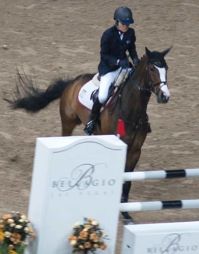 Edwina Tops-Alexander is listed (or ranked) 2 on the list Famous Equestrians from Australia