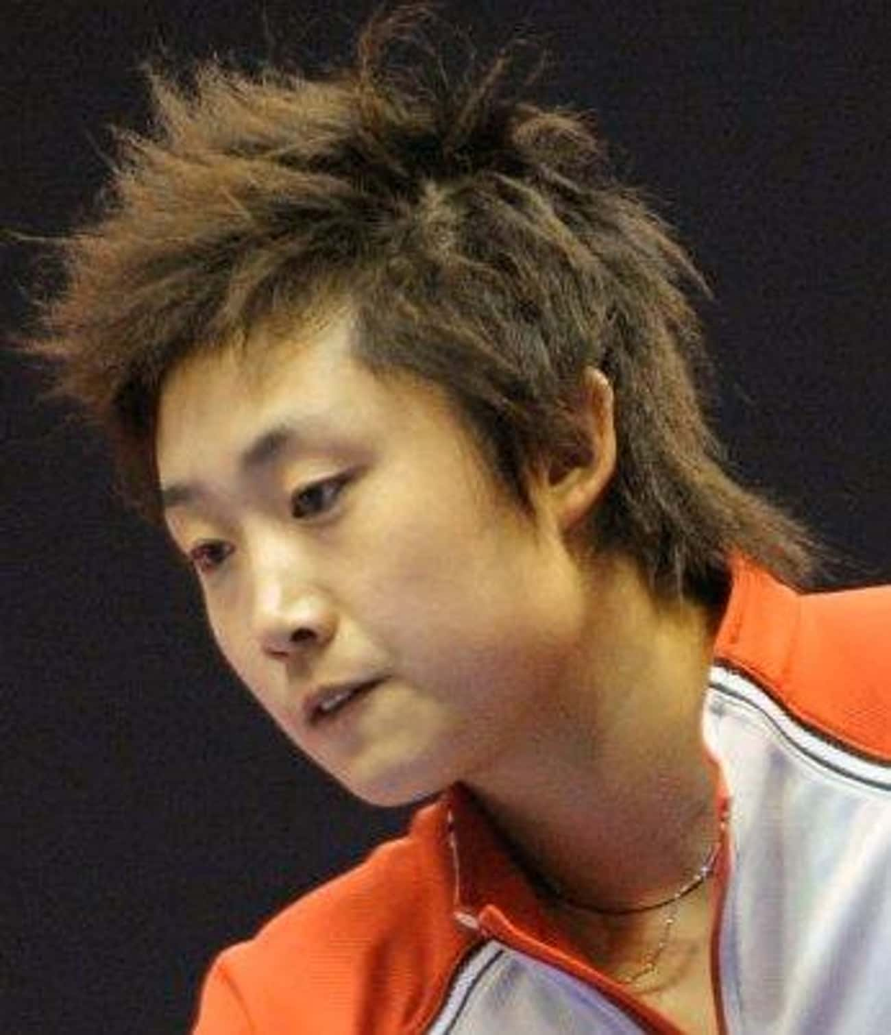 Feng Tianwei is listed (or ranked) 2 on the list Famous Female Athletes from Singapore