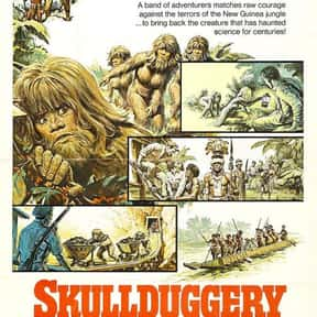 Skullduggery is listed (or ranked) 19 on the list The Best Caveman Movies