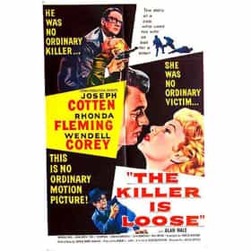 The Killer Is Loose
