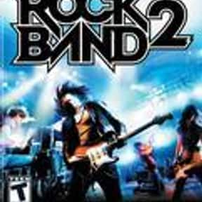 Rock Band 2 is listed (or ranked) 9 on the list List of All Simulation Video Games