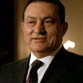 Hosni Mubarak is listed (or ranked) 1 on the list Famous People From Egypt