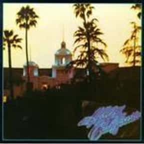 Hotel California is listed (or ranked) 12 on the list The Best Albums That Didn't Win a Grammy