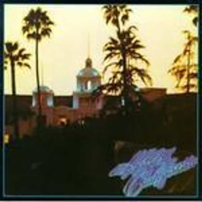 Hotel California is listed (or ranked) 1 on the list The Best Eagles Albums of All Time