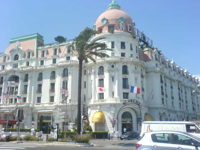 Hotel Negresco is listed (or ranked) 3 on the list List of Gustave Eiffel Architecture