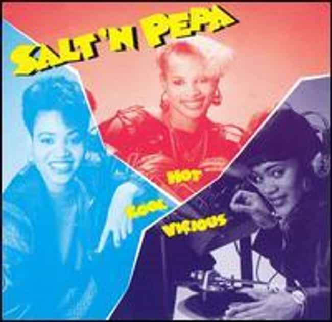 Hot, Cool & Vicious is listed (or ranked) 2 on the list The Best Salt-N-Pepa Albums of All Time