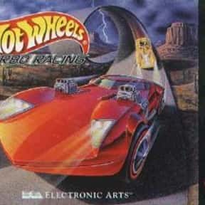Hot Wheels Turbo Racing is listed (or ranked) 21 on the list The Best PlayStation Racing Games