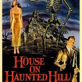 House on Haunted Hill is listed (or ranked) 11 on the list The Best Haunted House Movies