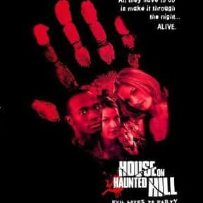 House on Haunted Hill is listed (or ranked) 12 on the list The Best Haunted House Movies