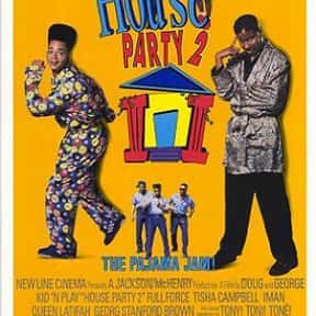 House Party 2 is listed (or ranked) 5 on the list The Best '90s Hip Hop Movies