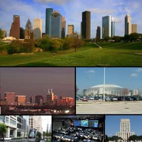 Houston is listed (or ranked) 4 on the list The Best Cities For African Americans