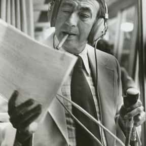 Howard Cosell is listed (or ranked) 18 on the list List of Famous Announcers