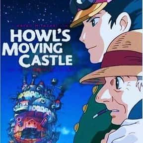 Howl's Moving Castle is listed (or ranked) 9 on the list 25+ Anime With Great Rewatch Value