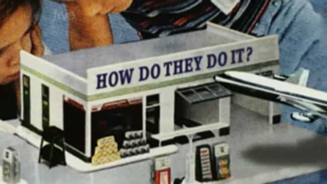 How Do They Do It? is listed (or ranked) 3 on the list The Best Industry Documentary Series