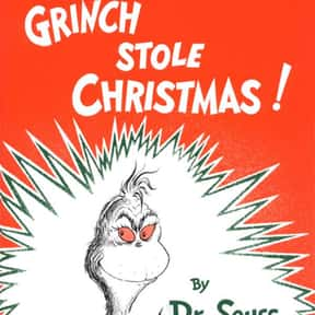How the Grinch Stole Christmas is listed (or ranked) 2 on the list The Best Overall Books for Kids