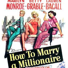 How to Marry a Millionaire is listed (or ranked) 6 on the list The Best Comedy Movies of the 1950s