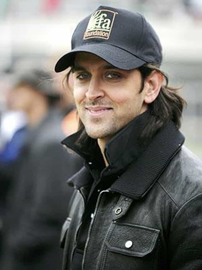 Hrithik Roshan is listed (or ranked) 4 on the list Famous Bombay Scottish School Alumni