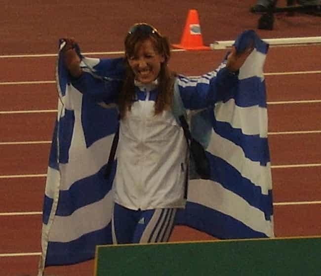 Hrysopiyí Devetzí is listed (or ranked) 3 on the list Popular Greece Olympic Athletes