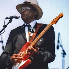 Hubert Sumlin is listed (or ranked) 24 on the list Famous Guitarists from Mississippi