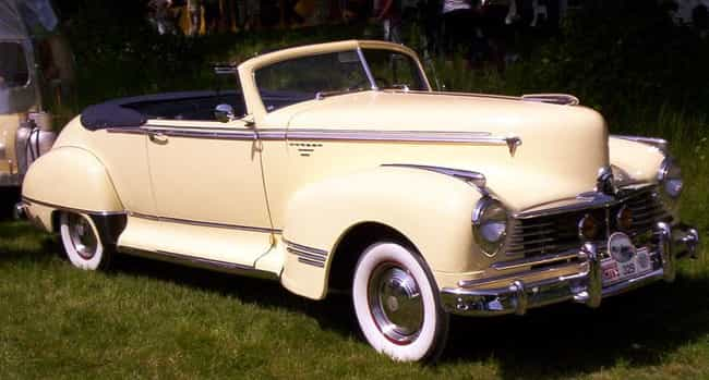 Hudson Commodore is listed (or ranked) 4 on the list Full List of Hudson Motor Car Company Models