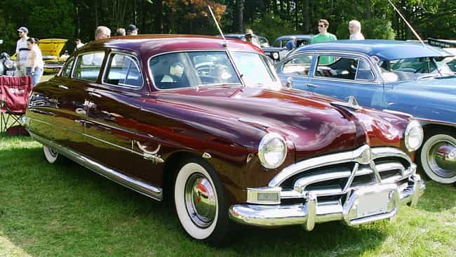 Hudson Hornet is listed (or ranked) 2 on the list Full List of Hudson Motor Car Company Models