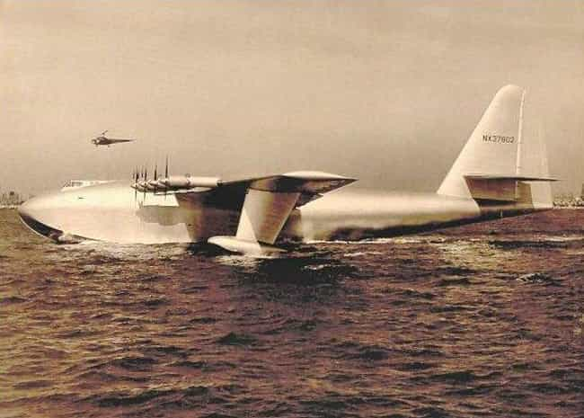 Hughes H-4 Hercules is listed (or ranked) 4 on the list Hughes Aircraft Airplanes and Aircrafts