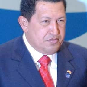 Hugo Chávez is listed (or ranked) 1 on the list Famous People From Venezuela