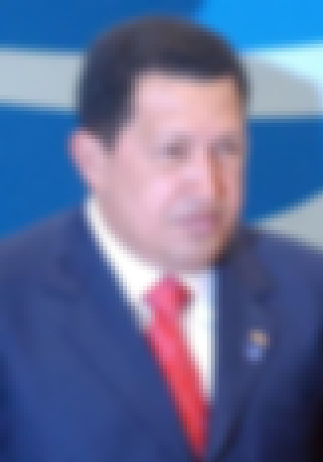 Hugo Chávez is listed (or ranked) 5 on the list Celebrity Death Pool 2013