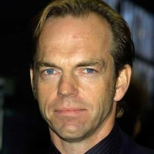 Hugo Weaving is listed (or ranked) 1 on the list Famous Knox Grammar School Alumni