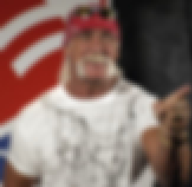 Hulk Hogan is listed (or ranked) 4 on the list Crazy Celebrity Quotes You Won't Believe Are Real