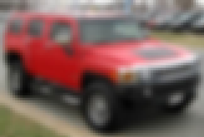 Hummer H3 is listed (or ranked) 3 on the list Full List of Hummer Models