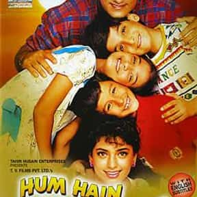Hum Hain Rahi Pyar Ke is listed (or ranked) 25 on the list The Best Bollywood Movies of All Time