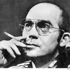 Hunter S. Thompson is listed (or ranked) 20 on the list Famous Columbia University Alumni
