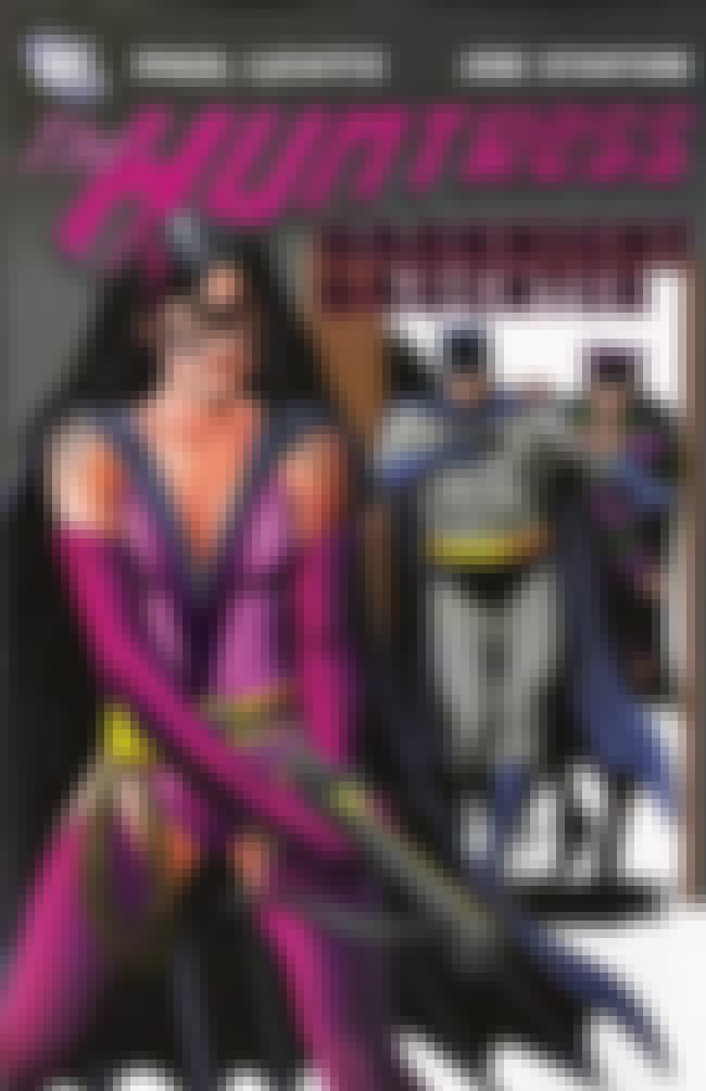 Huntress is listed (or ranked) 7 on the list The Best Members of the Justice League and JLA
