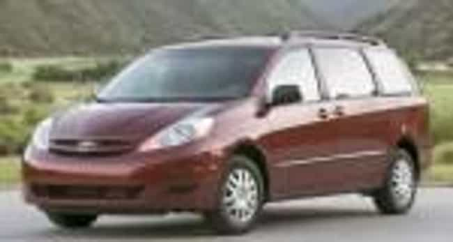2008 Toyota Sienna is listed (or ranked) 3 on the list The Best Toyota Siennas of All Time