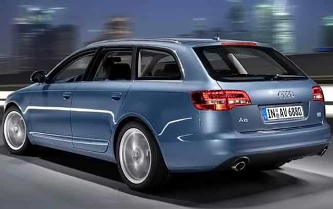 2009 Audi A6 is listed (or ranked) 4 on the list The Best Audi A6s of All Time